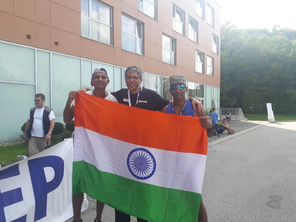 Team India-IAU-100K-WORLD-CHAMPIONSHIp-Sveti-martin-na muri-croatia