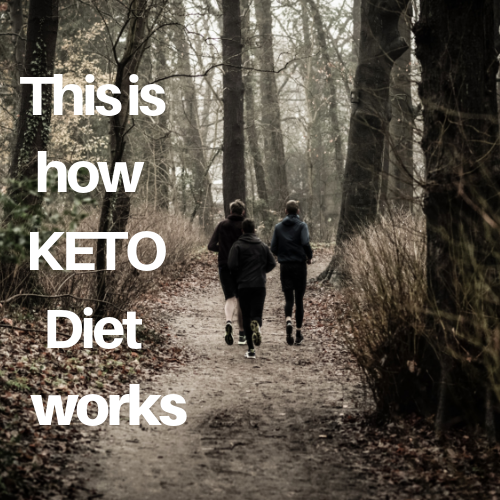 Runners-running-in-woods-science-behind-keto-diet